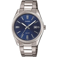 Casio Collection Edelstahl 38,5 mm MTP-1302PD-2AVEF