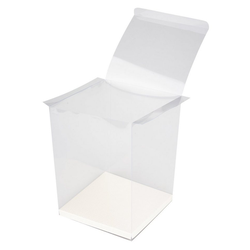HobbyFun Aufbewahrungsbox, Kunststoff, 18 cm x 18 cm x 15 cm 18 cm x 18 cm x 25 cm