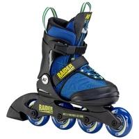 K2 Raider Pro blau/gelb 35-40