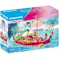 Playmobil Fairies Romantisches Feenboot 70659