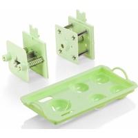 Genius Nicer Dicer Magic Cube Set 3-tlg.