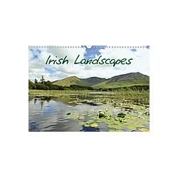 Irish Landscapes (Wall Calendar 2021 DIN A3 Landscape)
