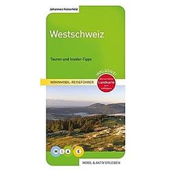 Westschweiz. Johannes Hünerfeld  - Buch