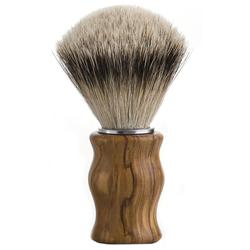 Carthusia Barber Line Rasierpinsel aus Olivenholz