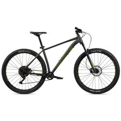 Whyte Bikes Mountainbike, 10 Gang, Shimano, Deore Schaltwerk, Kettenschaltung grün Hardtail Mountainbikes Fahrräder Zubehör Mountainbike