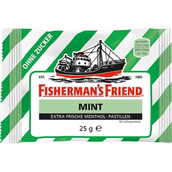 FISHERMANS FRIEND MINT O Z