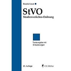 Straßenverkehrs-Ordnung (StVO) - Buch