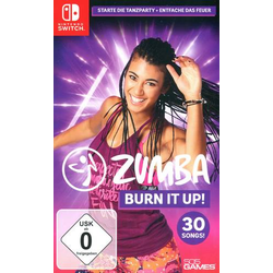 Zumba Burn it Up Nintendo Switch USK: 0