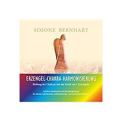 Erzengel-Chakra-Harmonisierung, Audio-CD