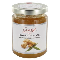 Grashoff Ingwersauce 200 ml