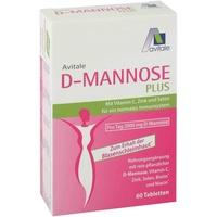 Avitale D-Mannose Plus 2000 mg Tabletten 60 St.