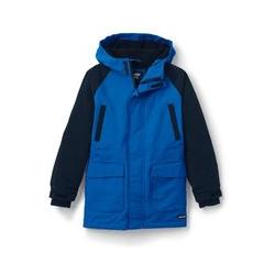 Wasserdichter Parka SQUALL - 134/152 - Blau