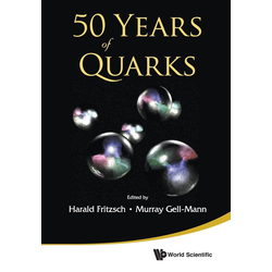50 Years of Quarks: Buch von