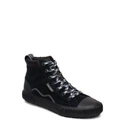 Lyle & Scott Cairns Hohe Sneaker Schwarz LYLE & SCOTT Schwarz 45