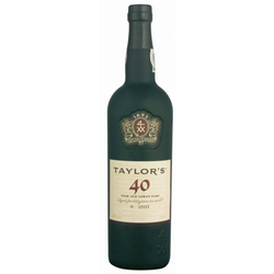 Taylor's 40 Years Old Tawny
