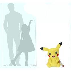 Jazwares Plüschfigur Plüschfigur - Pikachu (60cm)