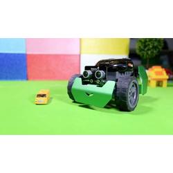 Robobloq Roboter Bausatz MINT Roboter Q-Scout Bausatz, Spiel-Roboter 10110002
