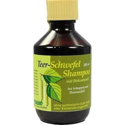 ATABA Teer Schwefel Shampoo 200 ml