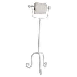 Ib Laursen Toilettenpapierhalter Laursen - Toilettenpapierhalter stehen 2892-11 WC Rollenhalter Klopapierhalter