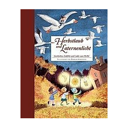 Herbstlaub und Laternenlicht - Buch