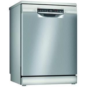 Bosch Serie 4 SMS4ETI14E  Freistehend  Standardgröße (60 cm)  Edelstahl  Edelstahl  Tasten  1 75 m