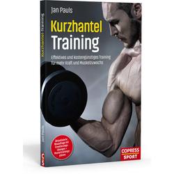 Kurzhantel-Training als Buch von Jan Pauls