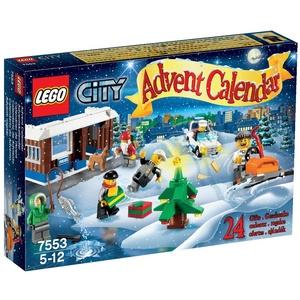 Lego City 7553 - Adventskalender
