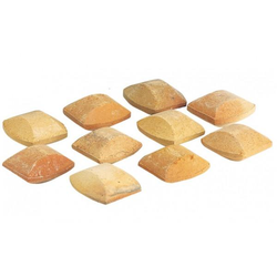 Keramiksteine für Lavasteingrill
