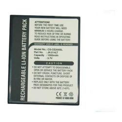 Akku für Casio Cassiopeia E200G Li-Ion 3,7 Volt 900 mAh