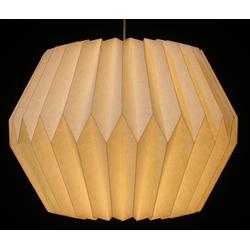 Guru-Shop Deckenleuchten Origami Design Papier Lampenschirm - Modell..