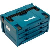 Makita MAKSTOR 3.6, 6 Schubladen, 395x295x215 mm blau