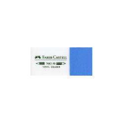 Faber Castell Radiergummi 42 x 19 x 12mm 7082 30 weiß/blau
