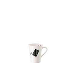 Hutschenreuther Becher My Mug Collection Worte - Kaffee Becher mit Henkel, New Bone China