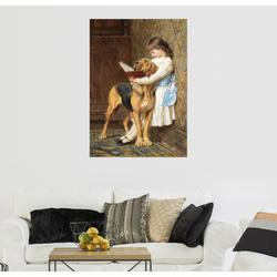 Posterlounge Wandbild, Die Schulpflicht 50 cm x 70 cm
