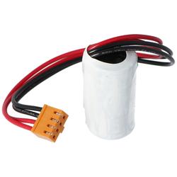 Batterie passend für die Omron 3G2A9-BAT08 Batterie C500-BAT08 3,6 Volt