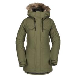 Volcom - Shadow Ins Jacket Military - Skijacken - Größe: XL