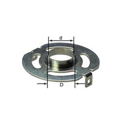 Festool Kopierring 27,0 mm für OF 1400 492184 Fräse Oberfräse