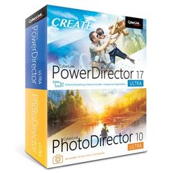Cyberlink PowerDirector 17 Ultra i PhotoDirector 10 Ultra Duo Full Version, [Download]