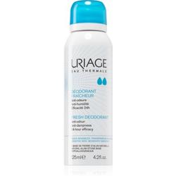 Uriage Hygiène Fresh Deodorant Deodorant Spray mit 24-Stunden-Schutz 125 ml