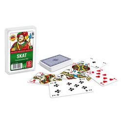 ASS ALTENBURGER SKAT Französisches Bild Kartenspiel