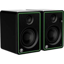 Mackie CR4-X (Pair) Aktiver Monitor-Lautsprecher 4 Zoll 1 Paar