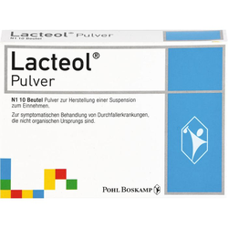LACTEOL Pulver 10 St.