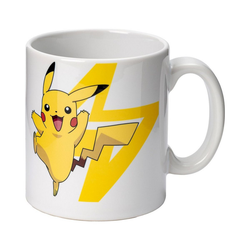 POKÉMON Tasse Tasse Pokémon Logo & Pikachu