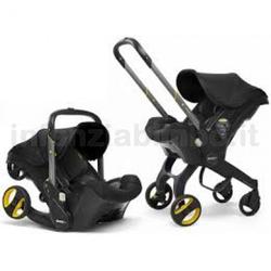 Doona 2 In 1 Kinderwagen Autositz Gruppe 0+ Nitro Black