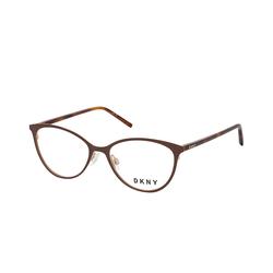 DKNY DK 3001 210, inkl. Gläser, Cat Eye Brille, Damen