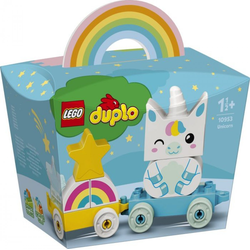 LEGO® Puzzle LEGO® DUPLO® 10953 Einhorn, Puzzleteile