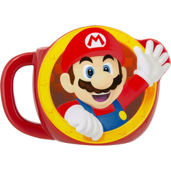 Paladone Dekobecher Super Mario - Mario 3D Becher
