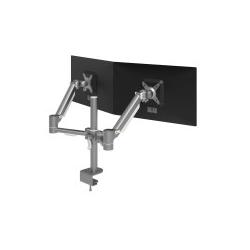 Dataflex Viewmate plus Monitorarm Schreibtisch 862 silber Silber (52.862)