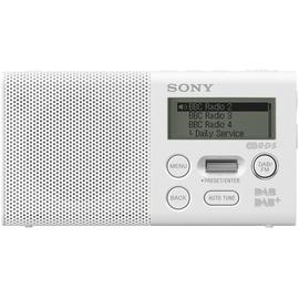Sony XDR-P1DBP weiß