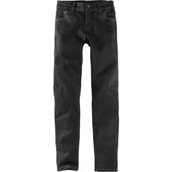 Jeans black, schwarz, Gr. 140 - 140 - schwarz